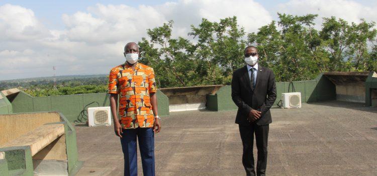 Prévention, résolution des conflits et protection des droits humains, WANEP-TOGO implique les autorités locales du Togo.