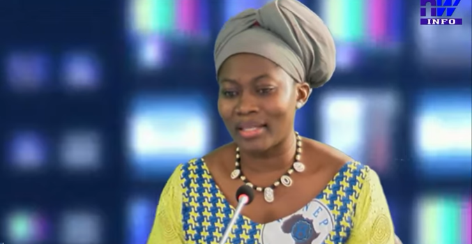 La Coordinatrice Nationale parle des contraintes à l'éclosion du leadership féminin
